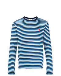 AMI Alexandre Mattiussi Ami De Coeur Long Sleeved T Shirt
