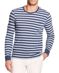 Polo Ralph Lauren Striped Jersey Long Sleeve Tee
