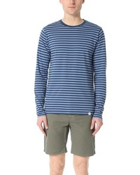 Norse Projects Svali Military Stripe Long Sleeve Tee