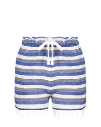Lemlem Striped Drawstring Shorts