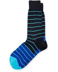 Paul Smith Odd Cool Striped Socks