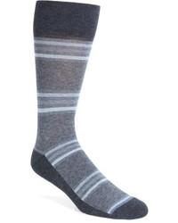 Nordstrom Shop Tonal Stripe Socks