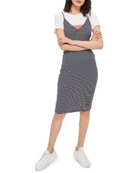 Topshop Stripe Sweater Dress Out of stock · Topshop Kaia Stripe Tank Dress 921158cae