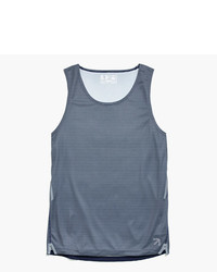 New Balance For Jcrew Cooling Workout Tank Top In Stripe
