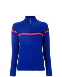 Ps By Paul Smith Zip Up Collar Jumper