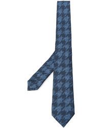 Houndstooth pattern tie medium 5263637