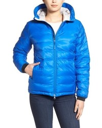 Canada Goose Pbi Camp Packable Hooded Down Jacket