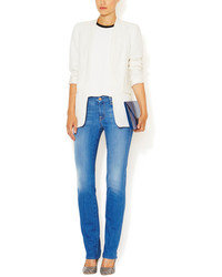 7 For All Mankind Kimmie Striaght Leg Jean