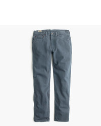 J.Crew 770 Straight Fit Jean In Gart Dyed American Denim