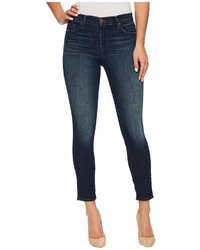 J Brand 835 Mid Rise Crop In Sublime Jeans