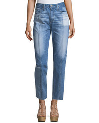 AG Jeans Ag The Phoebe High Rise Tapered Leg Jeans