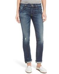 Hudson Agender Straight Leg Jeans