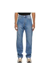 Lanvin Blue 5 Pocket Jeans