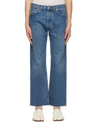 Maison Margiela Blue 5 Pocket Jeans