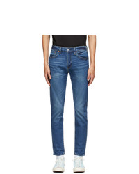 Levis Blue 512 Slim Taper Flex Jeans