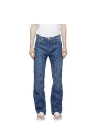 Kenzo Blue Apron Jeans