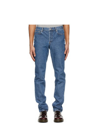 A.P.C. Blue Cure Jeans