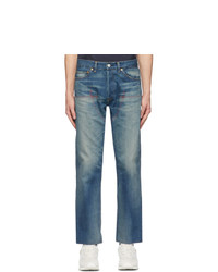 Junya Watanabe Blue Levis Edition 66 Customized 501 Jeans