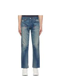 Junya Watanabe Blue Levis Edition 66 Customized 501 Jeans