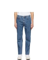 A.P.C. Blue Martin Jeans