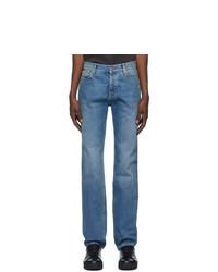 Maison Margiela Blue Vintage Wash Jeans