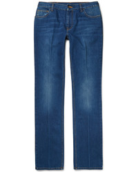 Gucci Bootcut Washed Denim Jeans