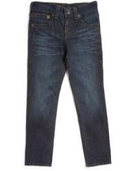 True Religion Boys Geno Classic Stretch Jeans