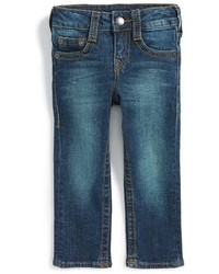 True Religion Brand Jeans Geno Relaxed Slim Fit Jeans