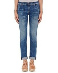 Rag & Bone Carpenter Dre Jeans Blue
