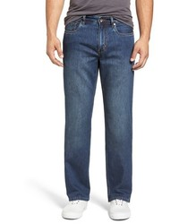 Tommy Bahama Cay Relaxed Fit Straight Leg Jeans