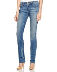 True Religion Cora Straight Leg Jeans In Vintage Ink