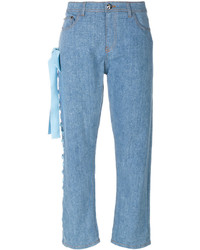 Cropped denim jeans medium 5145740