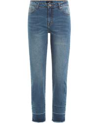 Steffen Schraut Cropped Jeans