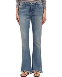 Current/Elliott Five Pocket Flip Flop Jeans