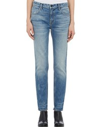 Alexander Wang Denim X Wang 002 Jeans Colorless