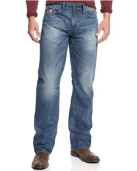 GUESS Desmond Relaxed Fit Jeans Expedition Wash