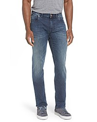 Robert Graham Dooley Straight Leg Jeans