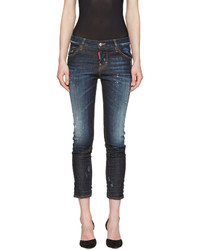 Dsquared2 Blue Cool Girl Jeans