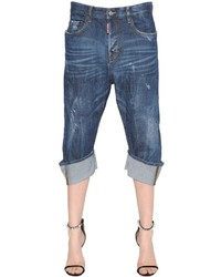 Dsquared2 Kawaii Washed Cotton Denim Jeans