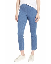 Nic+Zoe Ease Of Mind Denim Ankle Pants