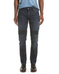 Eastham washed moto jeans medium 5034245