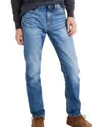 Madewell Eco Straight Leg Jeans