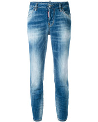 Dsquared2 Faded Cool Girl Jeans