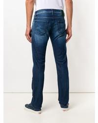 Jacob Cohen Faded Effect Jeans