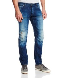 G Star G Star Raw 5620 3d Low Tapered Fit Jean In