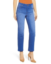 1822 Denim High Waist Ankle Straight Leg Jeans