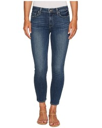 Paige Hoxton Crop In Luca Jeans