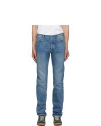 Maison Margiela Indigo Vintage Wash Jeans