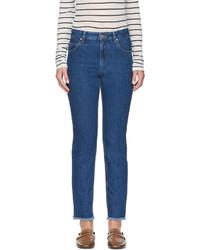 Etoile Isabel Marant Isabel Marant Etoile Blue Slim Jeans