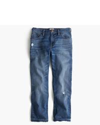 J.Crew Tall Vintage Crop Jean In Rhodes Wash